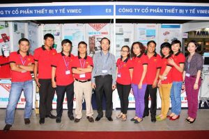 VIMEC – Pharmed & Health Care Vietnam Expo 2014