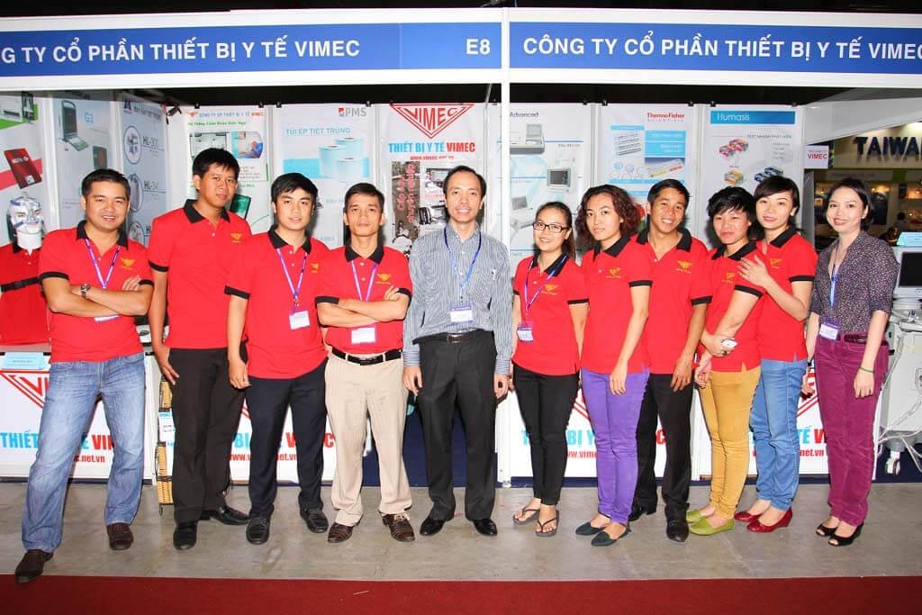VIMEC – Pharmed & Health Care Vietnam Expo 2014