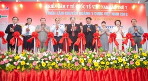 VIMEC – Pharmed & Health Care Vietnam Expo 2012