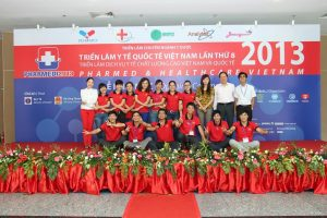 VIMEC – Pharmed & Health Care Vietnam Expo 2013
