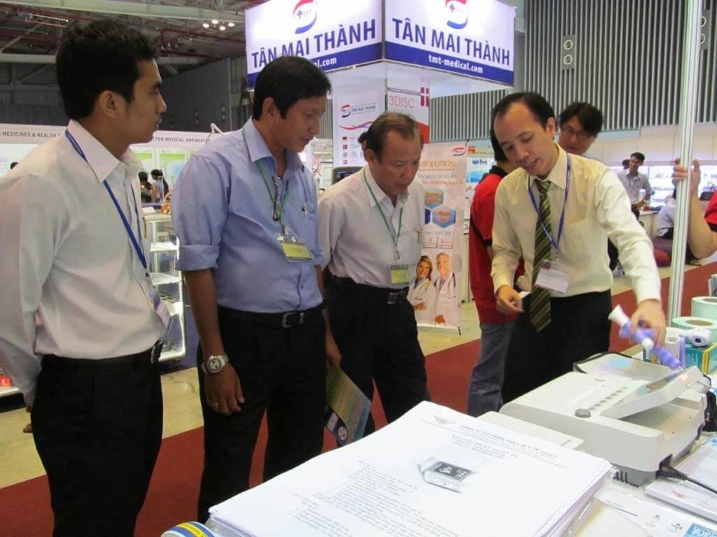 Triễn lãm y tế 2014 – Phardmed Healthcare VN